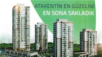 Bulvar Atakent projesinde indirim avantajı!