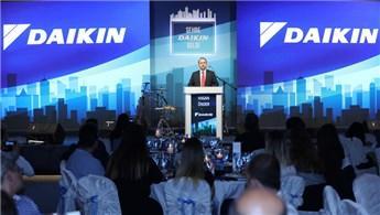 5 yılda 5 kat büyüyen Daikin, yeni hedeflerini İzmir'de açıkladı!
