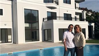 Demet Akalın, Acarkent'ten villa aldı!
