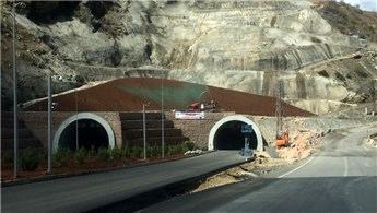 Erkenek Tüneli, 28 Mayıs'ta hizmete açılacak!