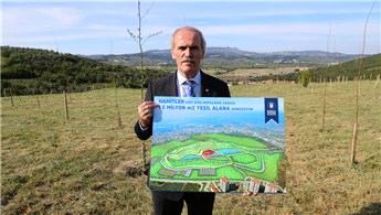 Bursa'da 1,5 milyon metrekarelik çöplük rekreasyon alanı olacak