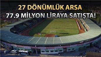 TOKİ, Sakarya Atatürk Stadyumu arsasını satıyor!
