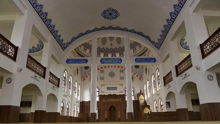 Bursalılar Akşemseddin Camisi'ne kavuştu!