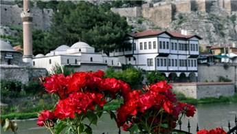 Şehzadeler şehri Amasya'da 650 bin turist hedefi!