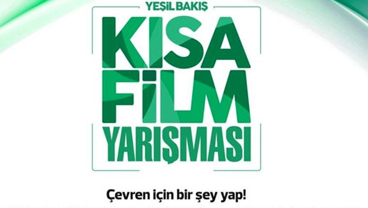 Yeşil Bakış Kısa Film Yarışması'nın ödül töreni yapıldı