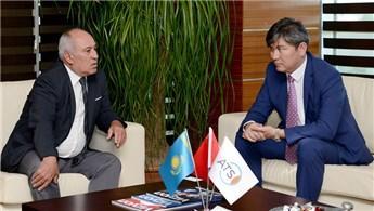 Kazakistan'dan Türk yatırımcılara davet!