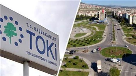 TOKİ, İzmir Bornova'da 78 milyon liraya arsa satıyor!