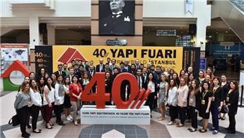 Yapı Fuarı İstanbul, bu yıl 82 bin 427 ziyaretçiyi ağırladı!