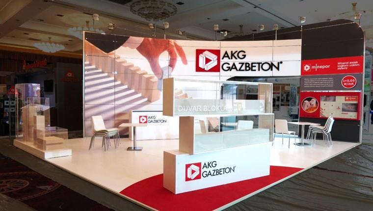 AKG Gazbeton'a Ar-Ge ödülü!