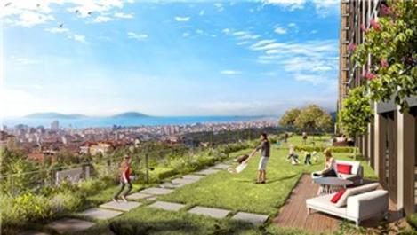 Sur Yapı Yeşilmavi projesinin satış ofisi açıldı