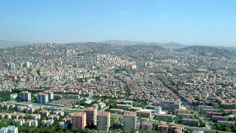Ankara'da 425 milyon liralık dev arsa ihalesi!