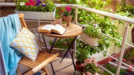 Türkler için bir evin 'olmazsa olmazı' balkon!