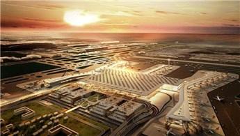 3. havalimanı 57 ülkenin ulaştırma bakanına anlatıldı