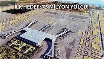 3. Havalimanı inşaatının yüzde 52,5'i tamamlandı