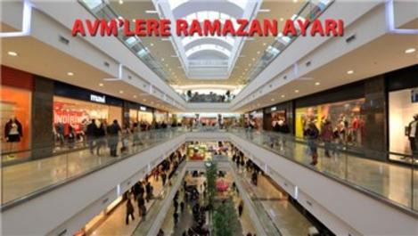 İstanbul'da AVM'lerin kapanış saati değişti!