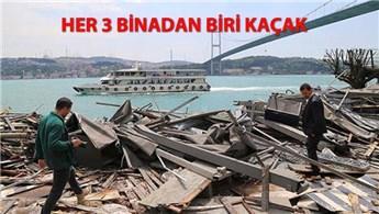 Boğaz'daki 3 bin bina için yıkım kararı!