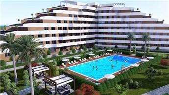 İzmir Garden Liva'da daireler 189 bin TL'ye!