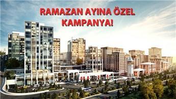 Piyalepaşa İstanbul'da Ramazan'a özel yüzde 5 peşinat