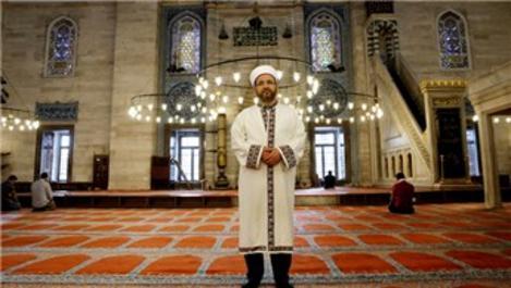 'Süleymaniye Camisi, trafik sorunuyla karşı karşıya'