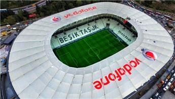 Vodafone Arena'nın yeni ismi 'Vodafone Park' oldu