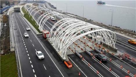 Servisçilerin yeni güzergahı Avrasya Tüneli olacak!