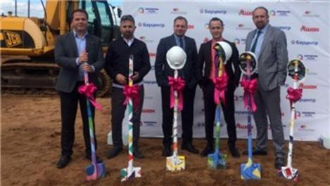 Rusya'daki SEC Aquarelle AVM'yi ESTA inşa edecek
