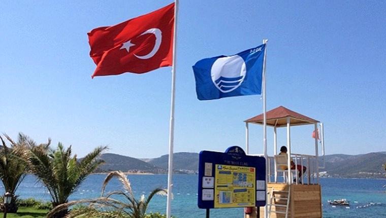 Mavi bayraklı plaj sayısında Türkiye ikinci sırada!