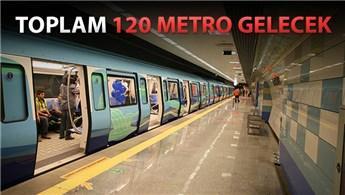 Mahmutbey-Ispartakule-Esenyurt'un metroları geliyor!