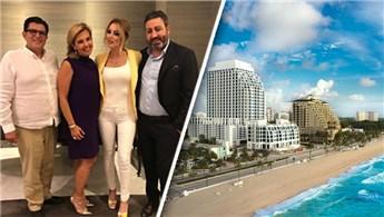 Petek Dinçöz ve eşi Miami'den ev alacak