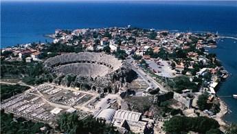Antalya taşınmazlarını 5 milyon liraya satıyor