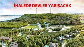 Galatasaray'ın Riva arsası 'Eko-Köy' olacak