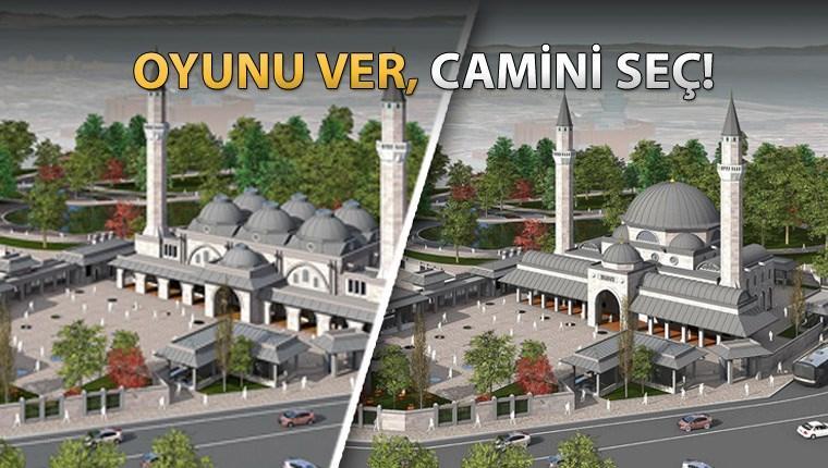 Zeytinburnu Camisi'nin tasarımını vatandaşlar seçecek!
