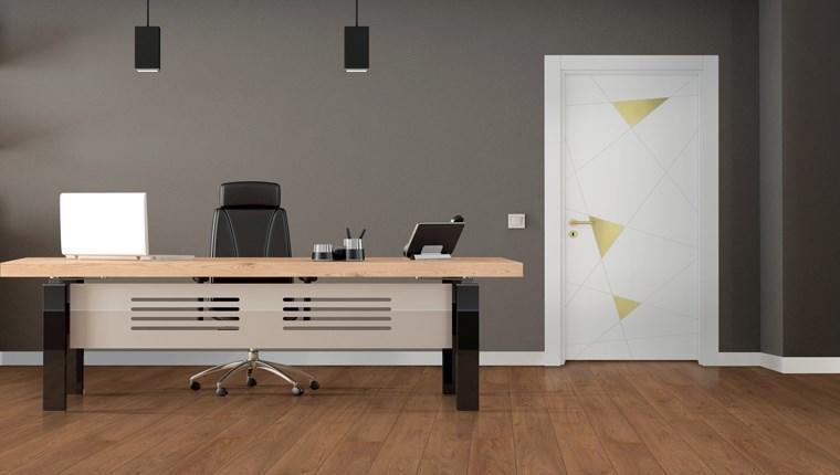 PELİ DK Dekoratif Kapılar'dan Prismatic Style tasarımlar!