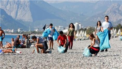 İstanbul plajlarında sıkı çalışma başladı