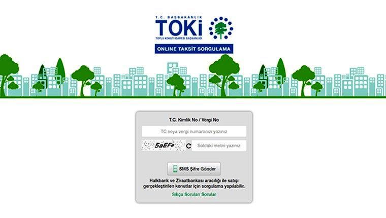 TOKİ taksitleri artık e-Devlet üzerinden takip edilebilecek