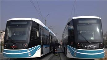 Kocaeli'de tramvay seferleri 16 Haziran'da başlıyor