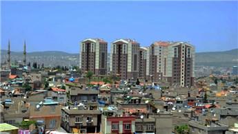 TOKİ, kentsel dönüşümde 125 bin konut rakamına ulaştı