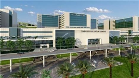 Türkerler Holding'in şehir hastaneleri projelerine ödül