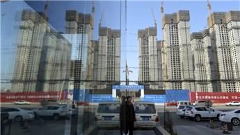 Çin'deki emlak düzenlemesi protesto edildi