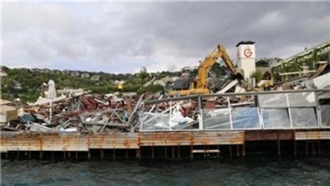İBB'den Galatasaray Adası'na cami yapılsın teklifi