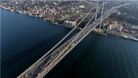 15 Temmuz Şehitler Köprüsü'nde çalışmalar başladı