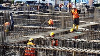 İnşaat sektörünün katma değeri yüzde 3,7 artış gösterdi