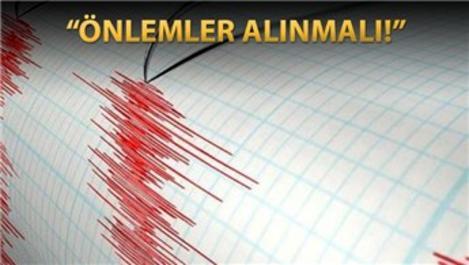 Olası Marmara depremi hakkında ürkütücü tahminler