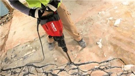 Hazır beton endeksi mayısta geriledi