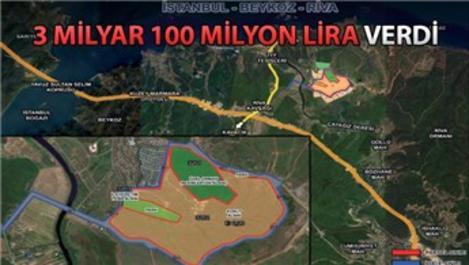 Galatasaray Riva arsalarının yeni sahibi FEMA&KLV Ortaklığı!