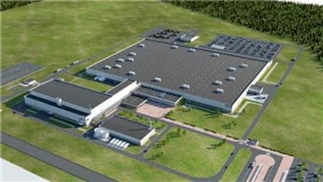 Mercedes'in fabrikasını ESTA Construction inşa edecek