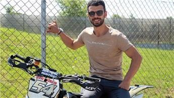 Kenan Sofuoğlu'nun hayalindeki pist yarışlara yetiştirilecek