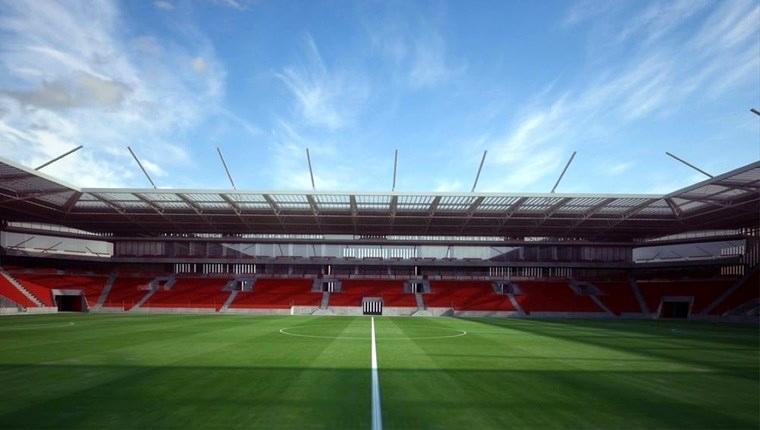 İzmir Göztepe Stadyumu'nun ihalesi yapıldı