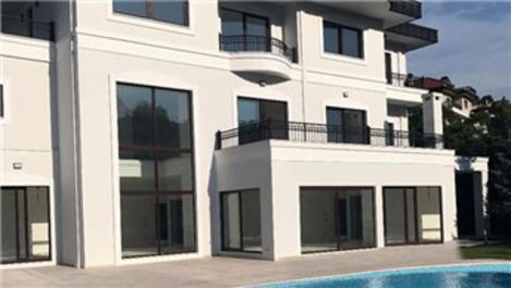 Demet Akalın ve eşi Acarkent'teki villaya 18 milyon TL ödedi