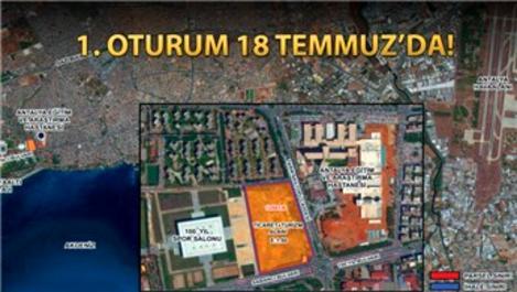 Emlak Konut Antalya Muratpaşa arsası satışa çıktı